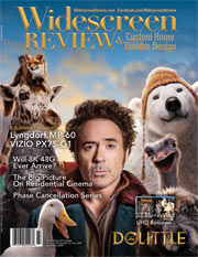 Widescreen Review Issue 249 is on newsstands now!